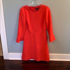 Jcrew dress! Very flattering!